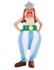 Obelix™-Lizenzkostüm für Kinder Gallier bunt