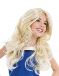 Falbala™-Perücke für Mädchen Lizenz blond