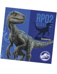 Jurassic World 2™-Servietten 20 Stück bunt 33x33cm