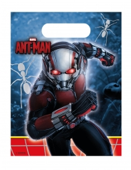Ant-Man™-Geschenktüten Kindergeburtstag 6 Stück bunt 23x16,5cm