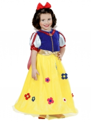 Märchenprinzessin Kinderkostüm Prinzessin bunt