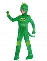 PJ Masks™-Gecko Lizenzkostüm für Kinder grün