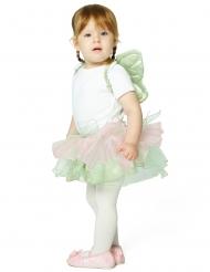 Tinker Bell™ feenhaftes Kinderkostüm grün-rosa