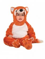 Fuchskostüm für Babys Tiere braun