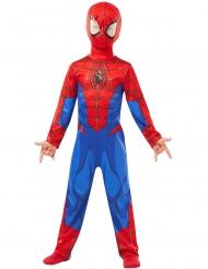 Spiederman™-Lizenzkostüm für Kinder Marvel™ rot-blau