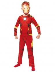 Iron Man™-Lizenzkostüm für Kinder Marvel™ rot-gelb