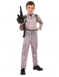 Ghostbusters™-Geisterjäger Kinderkostüm Lizenz beige
