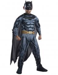 Deluxe Batman™-Kinderkostüm Superheld schwarz