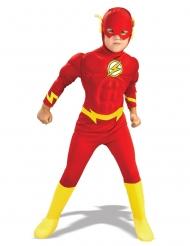 Flash™-Kinderkostüm Lizenz Superheld rot-gelb