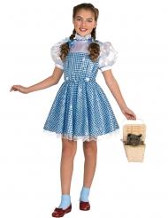 Dorothy™-Mädchenkostüm Der Zauberer von Oz™ Lizenz blau-weiss