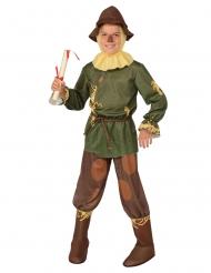 Vogelscheuche-Der Zauberer von Oz™ Lizenzkostüm für Kinder braun-grün