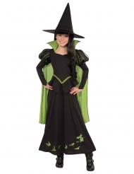 Hexe des Westens™-Der Zauberer von Oz Kinderkostüm schwarz-grün