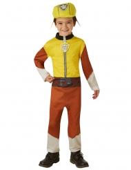 Paw Patrol™-Ruben Kinderkostüm für Karneval Lizenz bunt