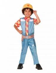 Bob der Baumeister™-Kinderkostüm Lizenz-Verkleidung blau-gelb-rot