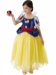 Märchenhaftes Schneewittchen™-Kinderkostüm Lizenz gelb-blau-rot