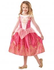 Märchenhaftes Dornröschen™-Mädchenkostüm Disney rosa-pink-gold