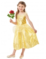 Prinzessin Belle™-Mädchenkostüm Lizenz-Verkleidung gelb