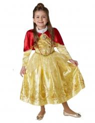 Prinzessin Belle™-Mädchen-Kostüm Disney gold-rot