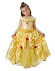 Belle™-Disney-Kinderkostüm Lizenz-Verkleidung gelb