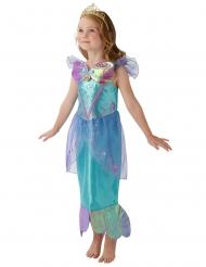 Arielle die Meerjungfrau™-Mädchenkostüm Disney blau-lila