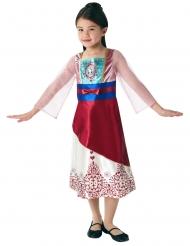 Mulan™-Prinzessin Lizenzkostüm für Mädchen Disney bunt
