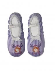 Prinzessin Sofia™-Hausschuhe Accessoire für Mädchen lila