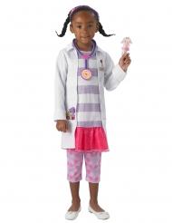 Doc Mc Stuffins™-Lizenzkostüm für Mädchen Ärztin bunt