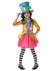 Süße Hutmacherin™-Mädchenkostüm Lizenz bunt