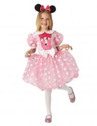 Minnie Maus™-Lizenzkostüm für Kinder Disney rosa