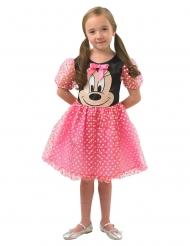 Minnie Maus™-Prinzessinnen-Kostüm für Mädchen rosa-schwarz-weiss