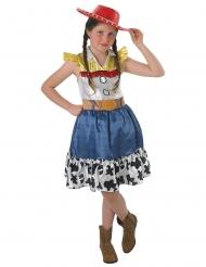 Toy Story™-Jessie Kinderkostüm Cowgirl bunt