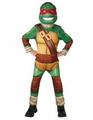 Ninja Turtles™-Lizenz Kinderkostüm für Fasching grün-braun