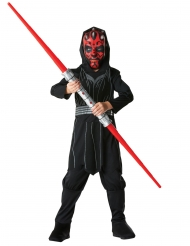 Darth Maul™-Kinderkostüm Star Wars™ schwarz-rot