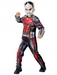Ant Man™-Lizenzkostüm für Jungen Karneval schwarz-rot-weiss