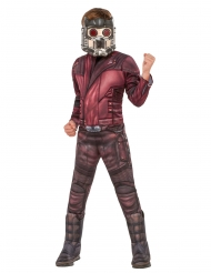 Star Lord™-Guardians of the Galaxy Kinderkostüm Lizenz braun-rot