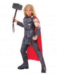 Thor™-Verkleidung für Jungen Lizenzkostüm grau-rot