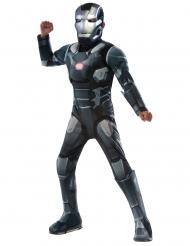 War Machine™-Marvel Lizenzkostüm für Kinder grau