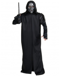 Harry Potter™ Todesser-Kostüm mit Maske schwarz