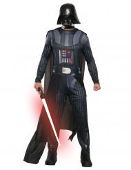 Star Wars™-Darth Vader Kostüm für Halloween und Karneval schwarz