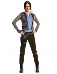 Star Wars™-Jyn Erso Damenkostüm Lizenz bunt