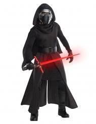 Kylo Ren™-Star Wars Lizenzkostüm für Erwachsene schwarz-silber