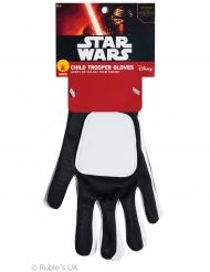Trooper Handschuhe für Kinder Star Wars™