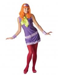 Scooby Doo™ Daphne Damenkostüm violett-grün