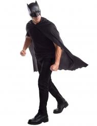 Batman™ Kostüm-Set Superhelden-Accessoire 2-teilig schwarz