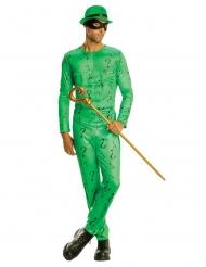 The Riddler™-Herrenkostüm aus Batman Lizenz schwarz-grün