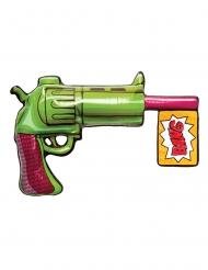Aufblasbare Joker™ Pistole Suicide Squad™ grün