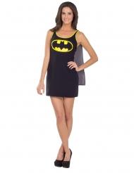 Batgirl™-Damenkostüm Lizenz-Verkleidung Superheldin schwarz-gelb