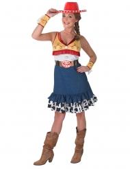Cowgirl Jessie™-Toy Story Damenkostüm Lizenz bunt