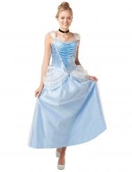 Cinderella™-Disney-Lizenzkostüm für Damen blau
