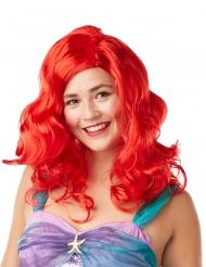 Arielle™-Perücke Disney™-Kostümzubehör für Damen rot